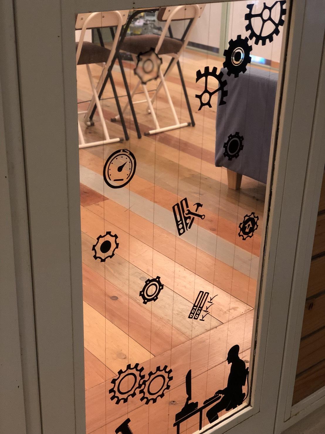近未来都市計画(カッティングアート展)